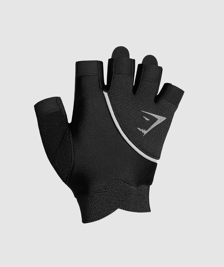 Gymshark Lifting Gloves - Black 1