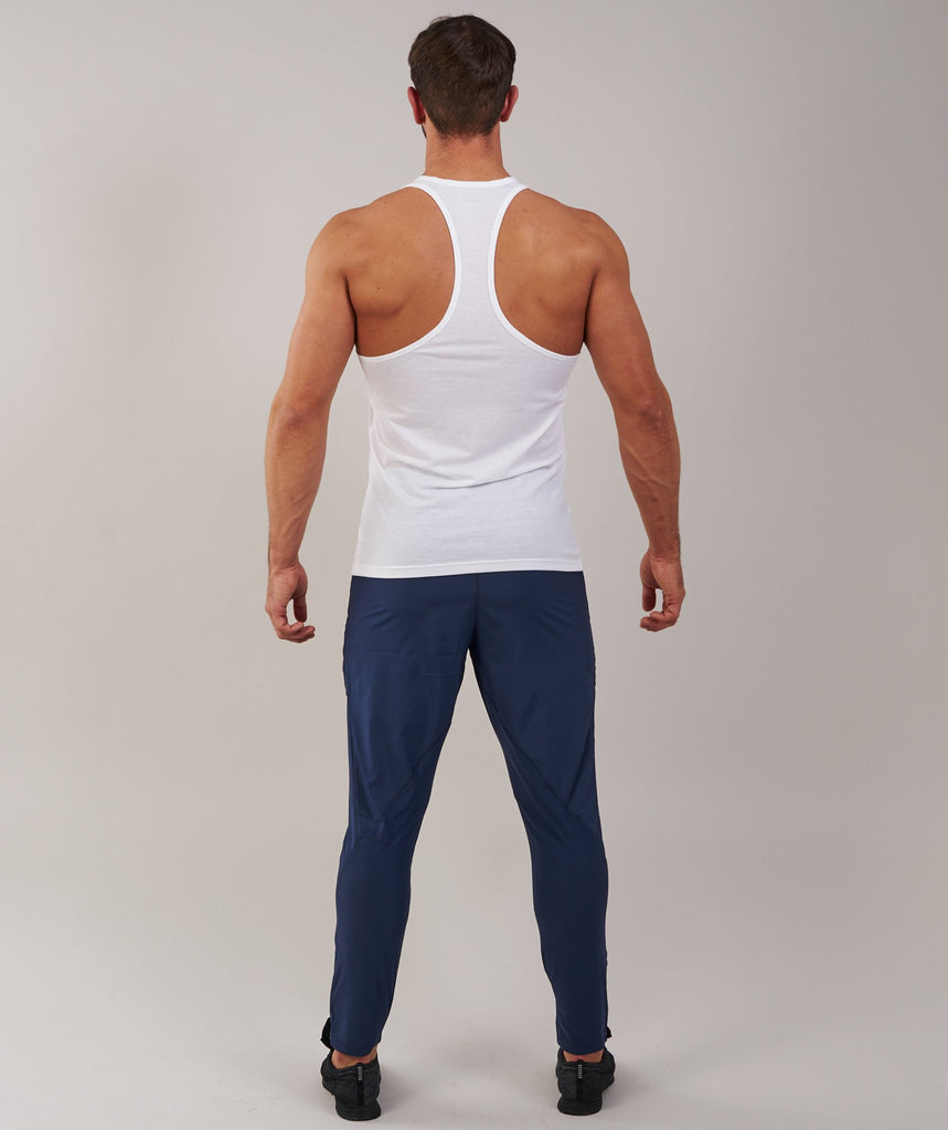 Gymshark Lightweight Training Bottoms - Sapphire Blue 2
