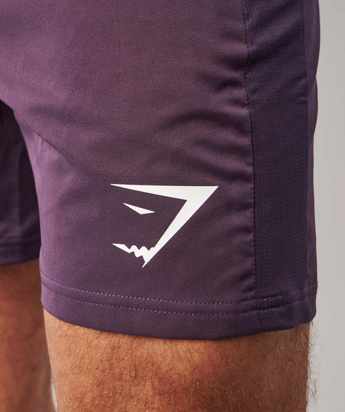 Gymshark Sport Shorts - Nightshade Purple 4