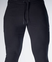 Gymshark Fit Tapered Bottoms - Black 12