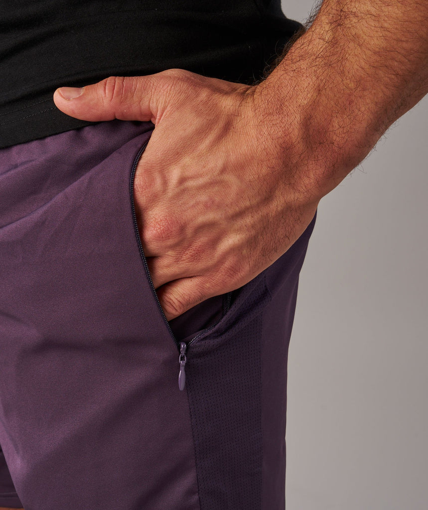 Gymshark Sport Shorts - Nightshade Purple 6