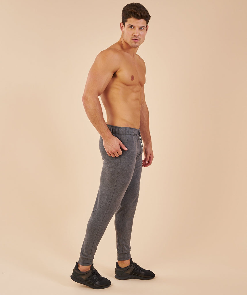 Gymshark Enlighten Bottoms - Charcoal Marl 2