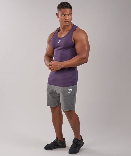 Gymshark Ion Tank - Nightshade Purple 2