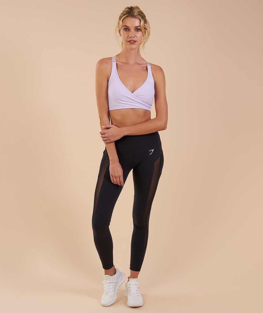 Sleek Aspire Leggings - Black 5