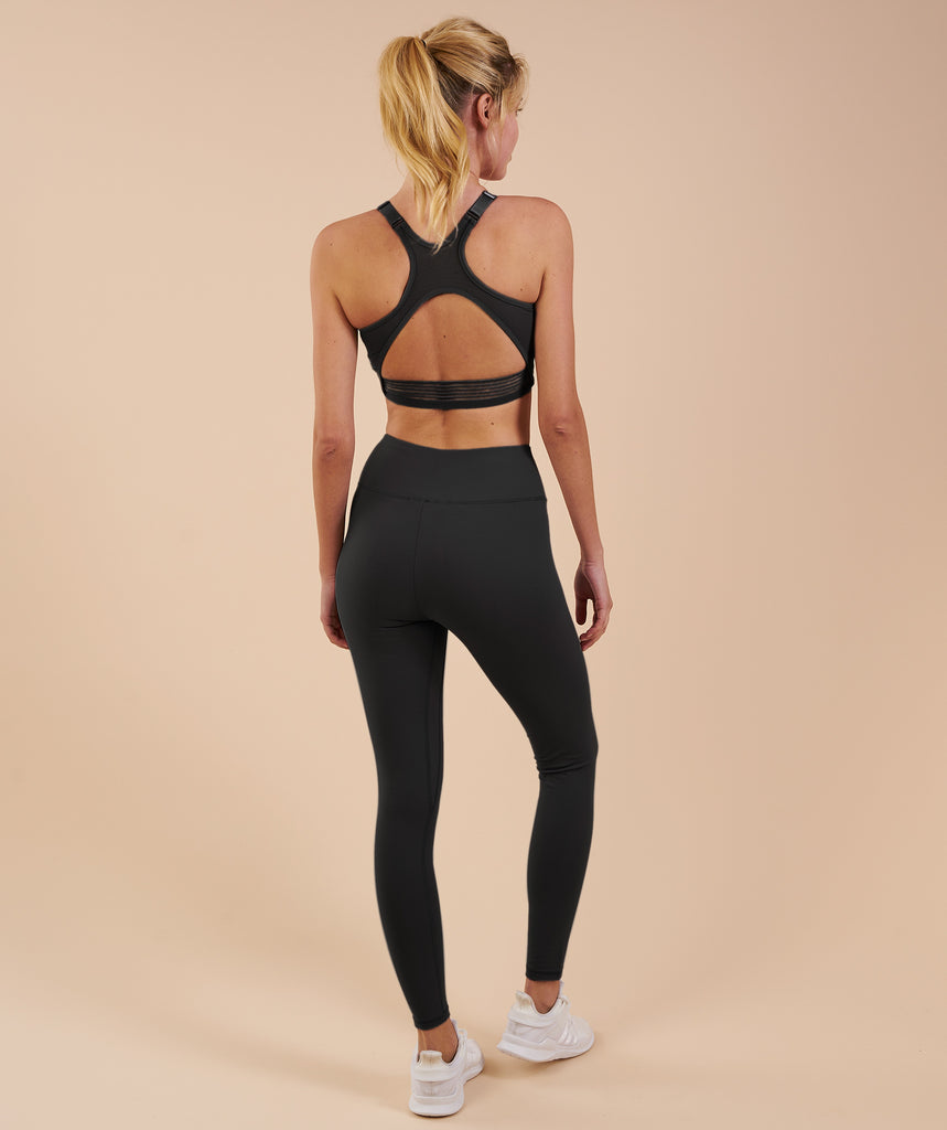Gymshark Dreamy Leggings - Black 2