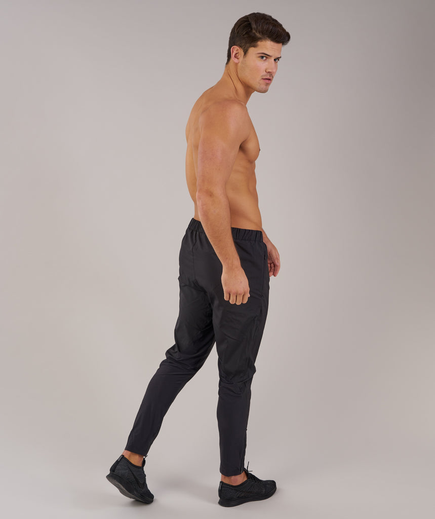 Gymshark Lightweight Training Bottoms - Black 2