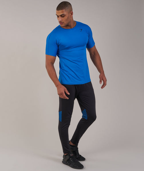 Gymshark Primary T-Shirt - Dive Blue 4