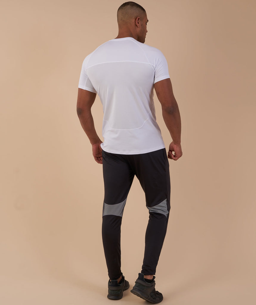 Gymshark Vertex T-Shirt - White 2