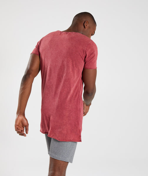 Gymshark Acid Wash T-Shirt - Port 1