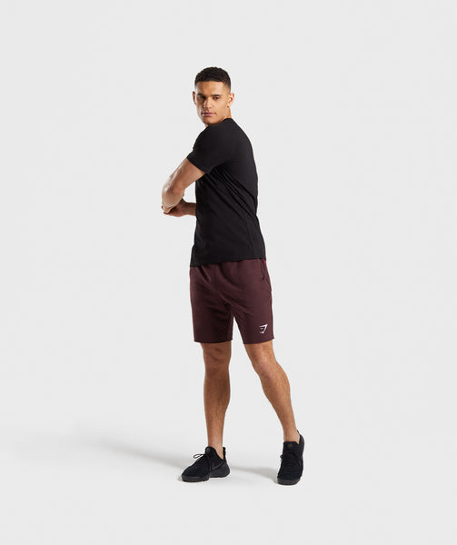 Gymshark Apollo T-Shirt - Black/White 2