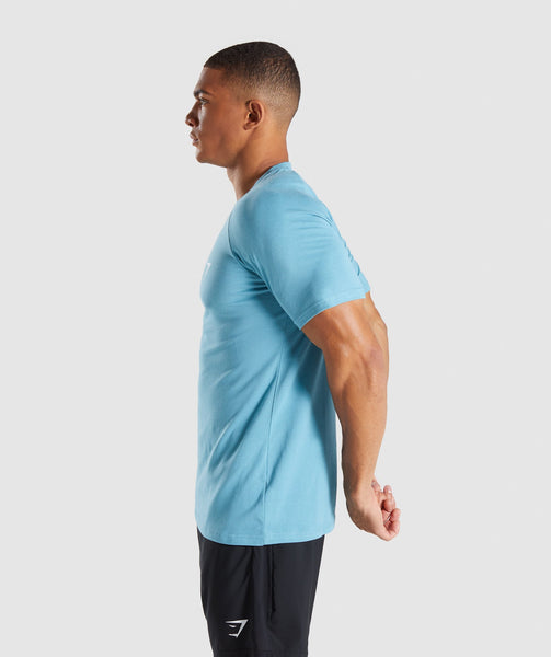 Gymshark Apollo T-Shirt - Dusky Teal 2