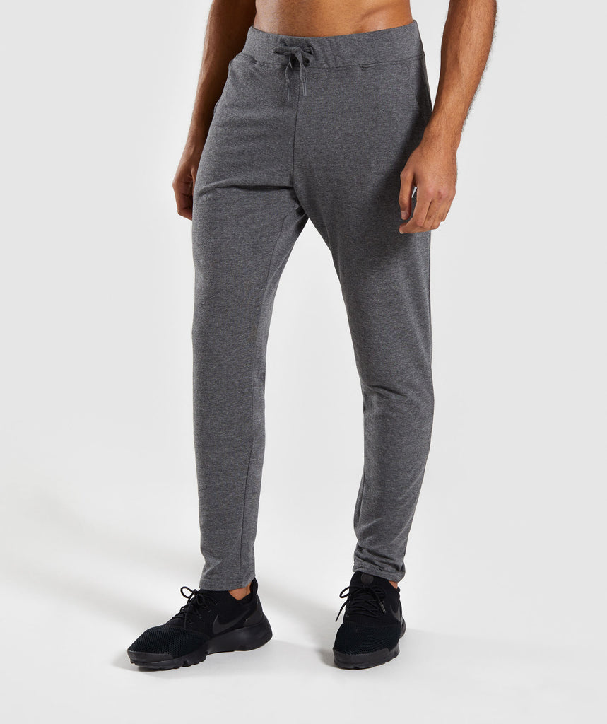 Gymshark Ark Bottoms - Charcoal Marl 1