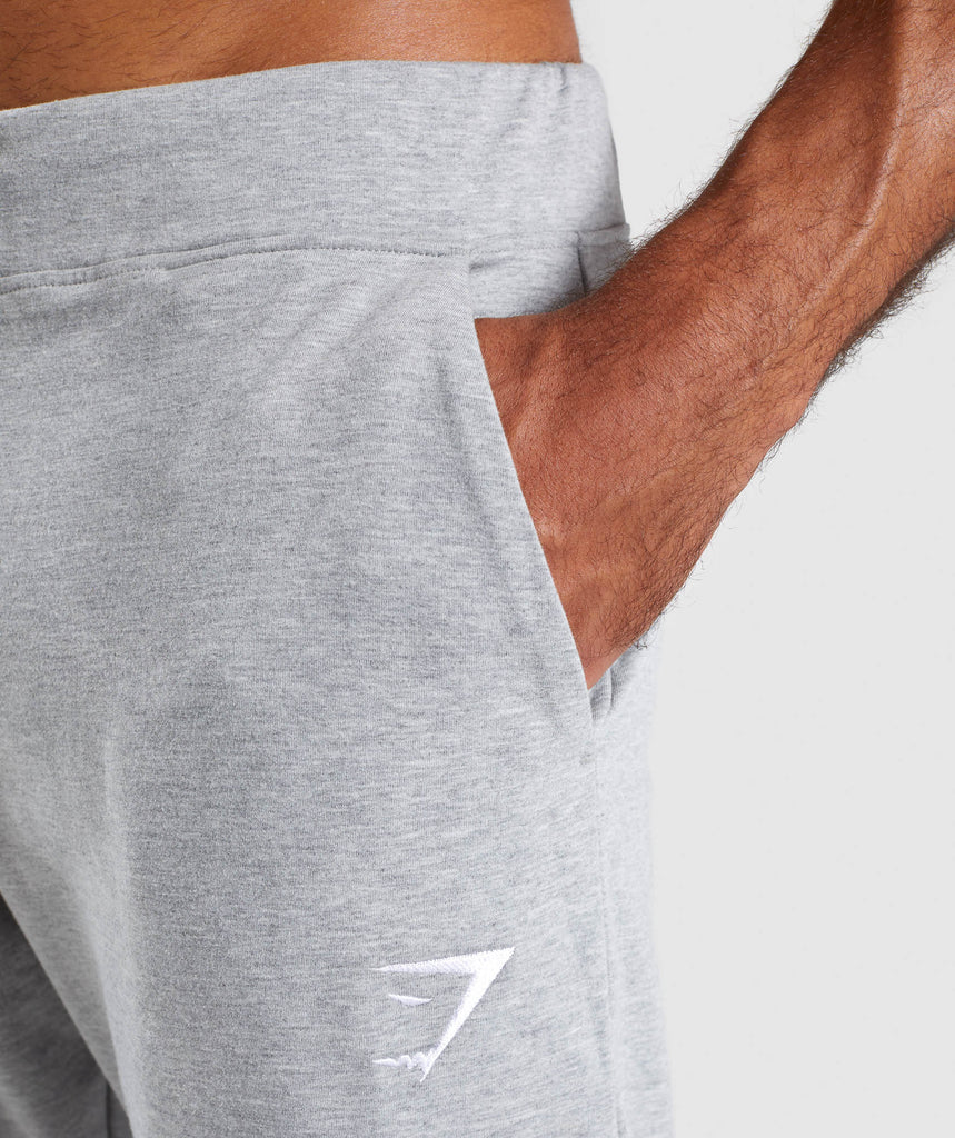 Gymshark Ark Bottoms - Light Grey Marl 5