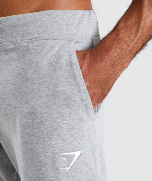 Gymshark Ark Bottoms - Light Grey Marl 4