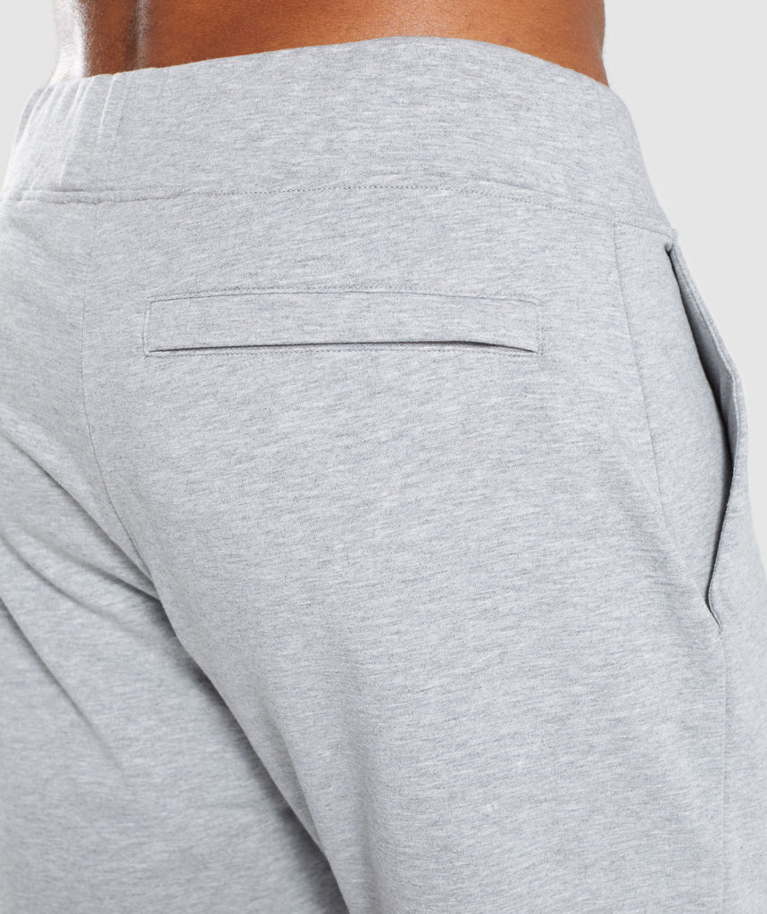 Gymshark Ark Bottoms - Light Grey Marl 6