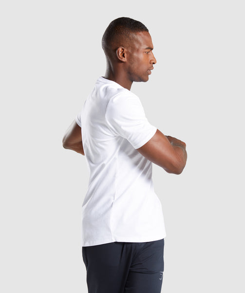 Gymshark Ark T-Shirt - White 2