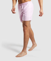 Gymshark Atlantic Swim Shorts - Pink 7