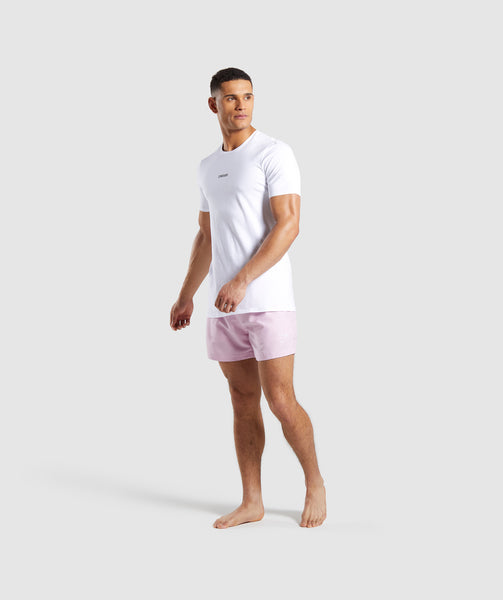 Gymshark Atlantic Swim Shorts - Pink 2
