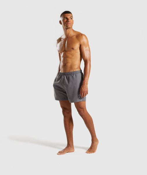 Gymshark Atlantic Swimshorts - Smokey Grey 3