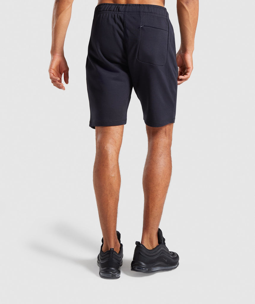 Gymshark Carbon Shorts - Black 2