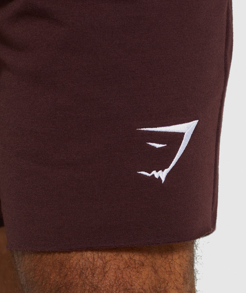 Gymshark Critical Shorts - Red 5