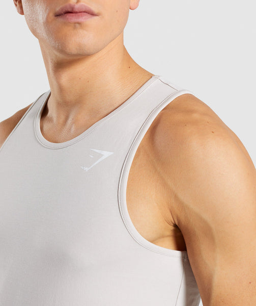 Gymshark Critical Tank - Grey 4