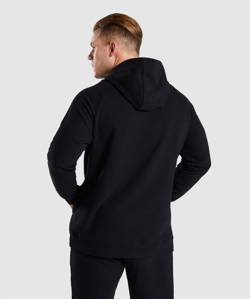 Gymshark Crucial Pullover - Black 2