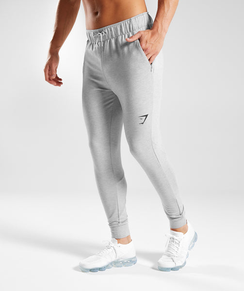 Gymshark Enlighten Bottoms - Light Grey 3