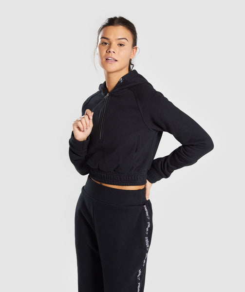 Gymshark Everyday Pullover - Black 2