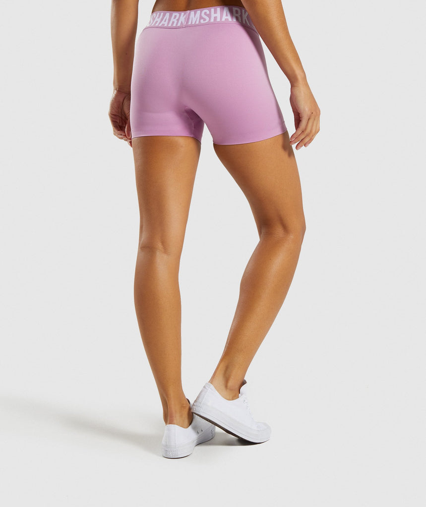 Gymshark Fit Shorts - Pink 2