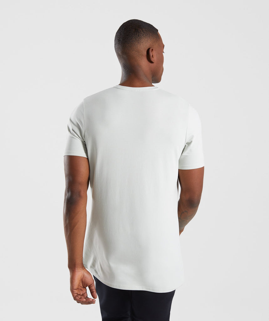 Gymshark Ascend T-Shirt - Pastel Green 2