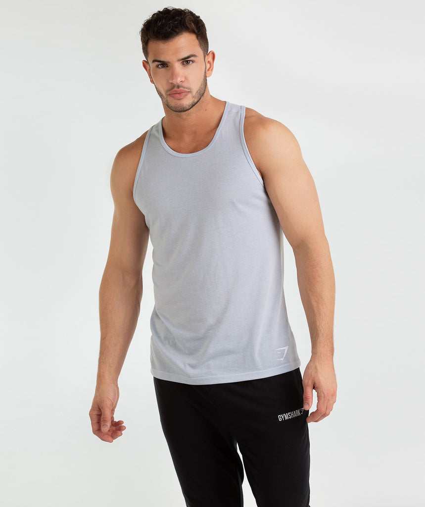 Gymshark Aerate Tank - Clear Water 1