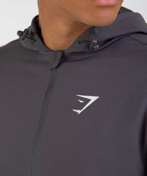 Gymshark Stealth Pullover - Charcoal 3
