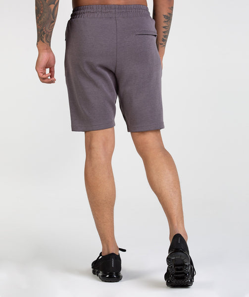 Gymshark Take Over Shorts - Slate Lavender Marl 3