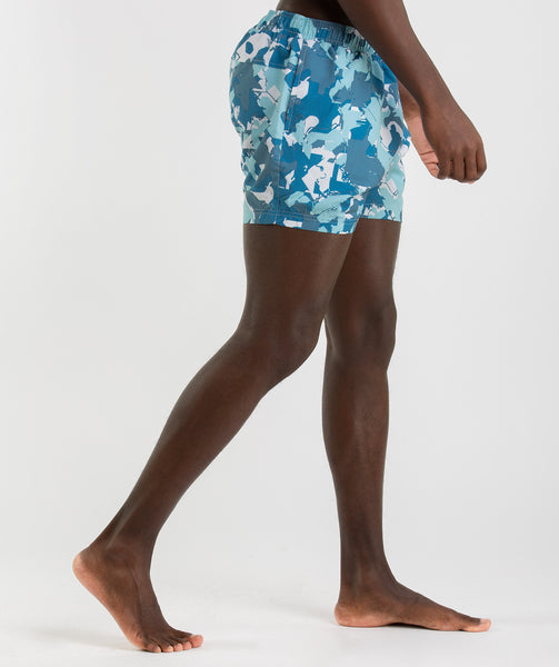 Gymshark Atlantic+ Swimshorts - Blue 2