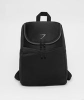 Gymshark Neoprene Lifestyle Backpack - Black 7