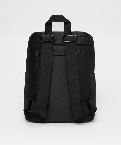 Gymshark Neoprene Lifestyle Backpack - Black 2