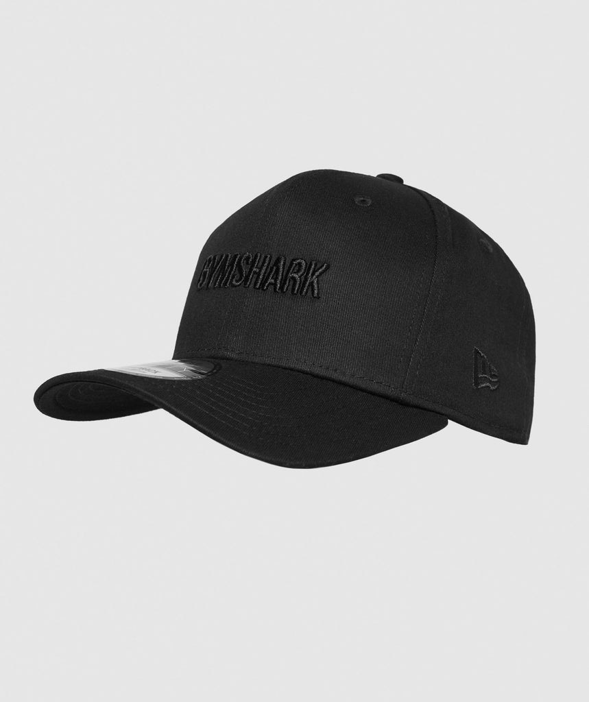 Gymshark New Era Gymshark 9FIFTY - Black 1