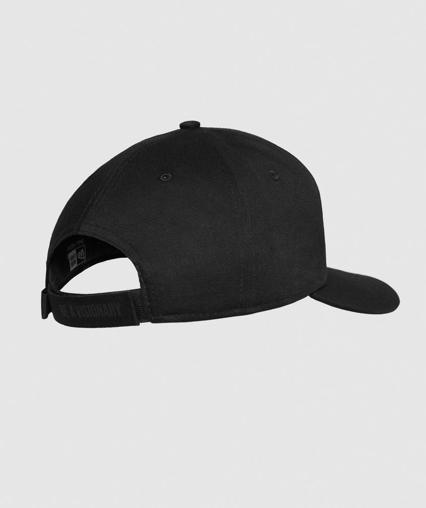 Gymshark New Era Gymshark 9FIFTY - Black 2