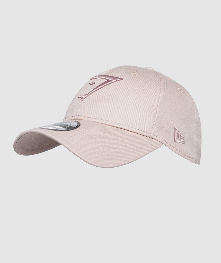 Gymshark New Era 9FORTY Adjustable - Nude 1