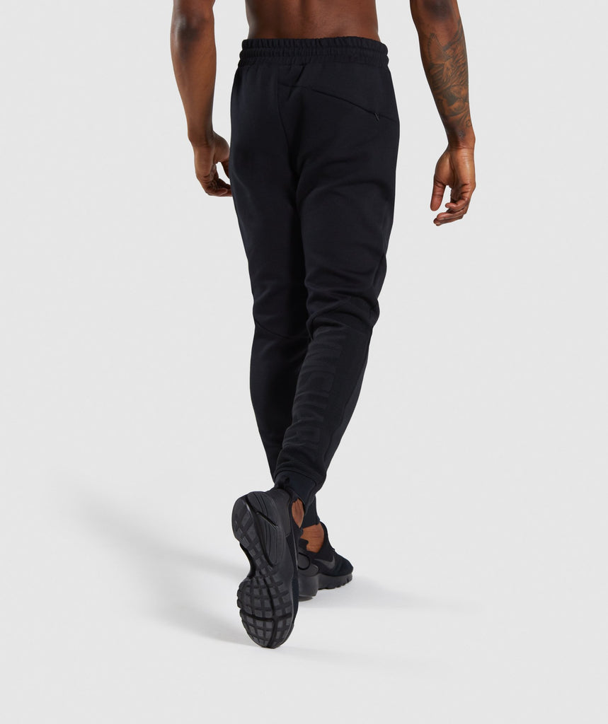 Gymshark Orbit Joggers - Black 2