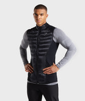 Gymshark Power Lightweight Gilet - Black 7
