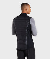 Gymshark Power Lightweight Gilet - Black 8