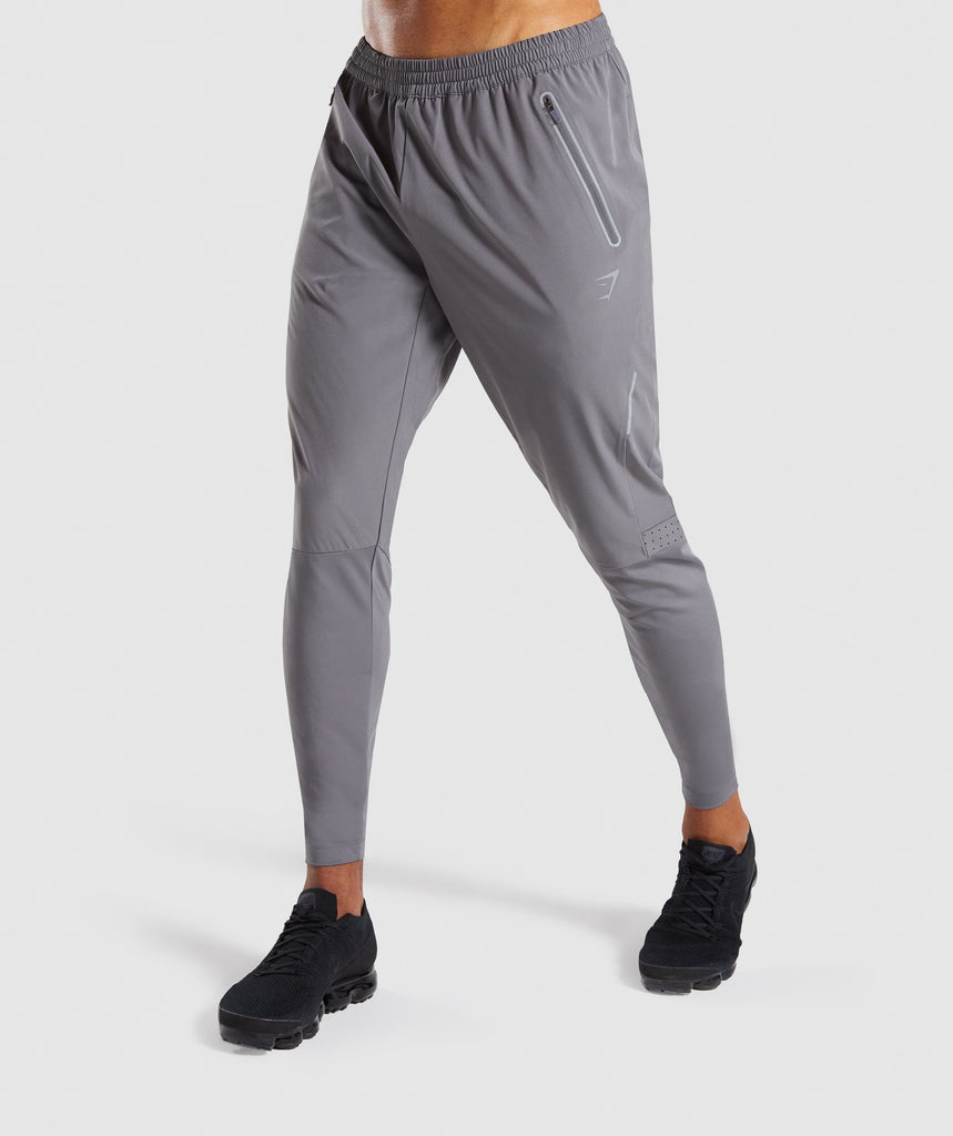 Gymshark Precision Bottoms - Smokey Grey 1