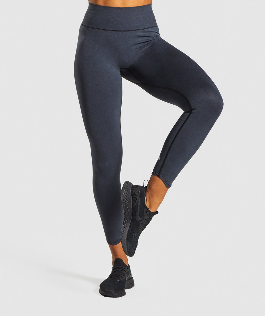 Gymshark Studio Leggings - Black 1