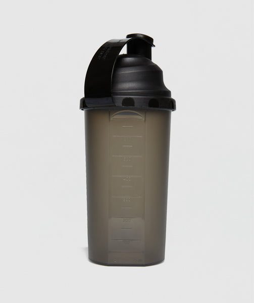Gymshark Shaker Bottle - Black 1