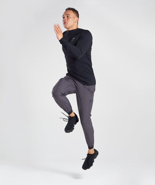 Gymshark Strike Bottoms - Charcoal 3