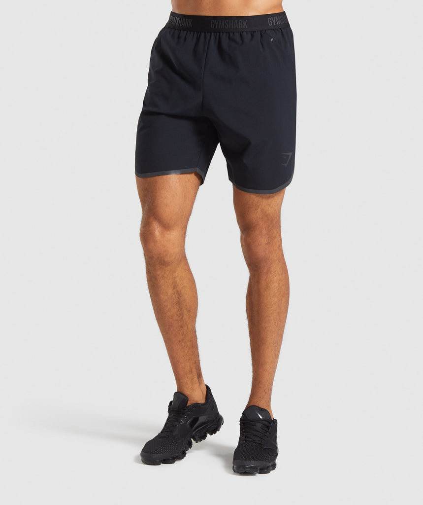 Gymshark Tech Shorts - Black 1