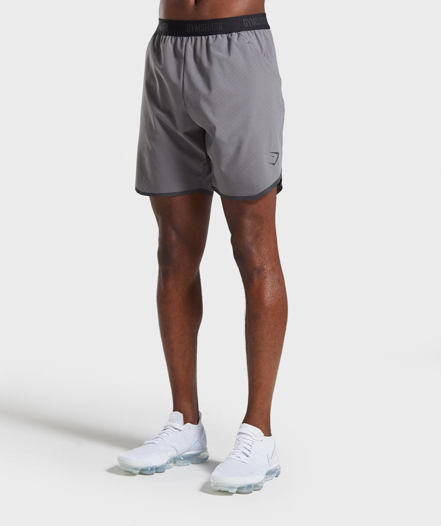 Gymshark Tech Shorts - Grey 1