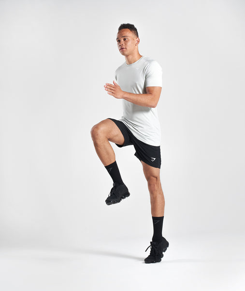Gymshark Thick Tech Crew Socks - Black 3